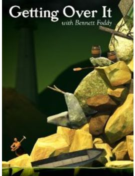Getting Over It With Bennett Foddy Steam Key Pc Global by G2 A
