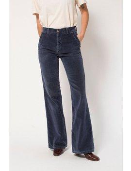 Preservation Vintage Levi's Corduroy Pants   Grey Blue by Garmentory