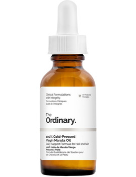 100% Cold Pressed Virgin Marula Oil by The Ordinary