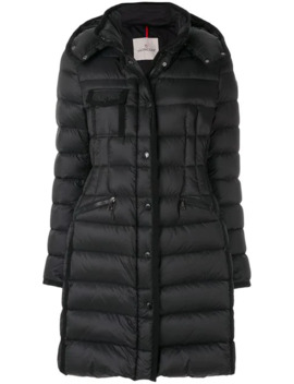 Hermine Padded Coat by Moncler