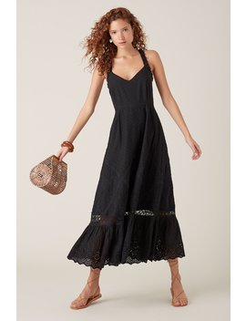 Elati Maxi Dress   Black by Tigerlily