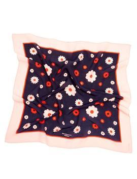 Bcfnz Twenty Seven Names 100% Silk Headscarf by Glassons