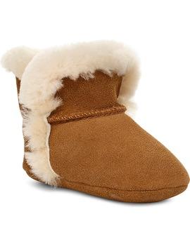 Lassen Genuine Shearling Crib Shoe by Ugg