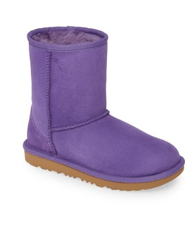 Classic Short Ii Water Resistant Genuine Shearling Boot by Ugg