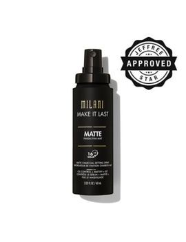 Milani Make It Last Matte Charcoal Spray 60ml by Milani