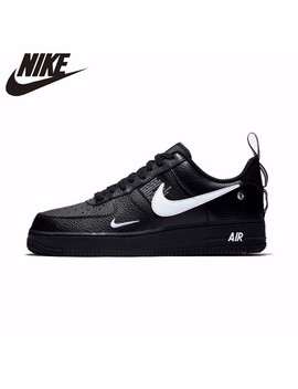 Nike Air Force 1'07 Af1 New Arrival Breathable Utility Men Running Shoes Low Comfortable Sneakers #Aj7747 by Ali Express.Com