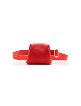 Peanut Brot Leather Bag by Osoi