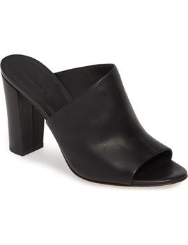 Hanna Block Heel Sandal by Vince
