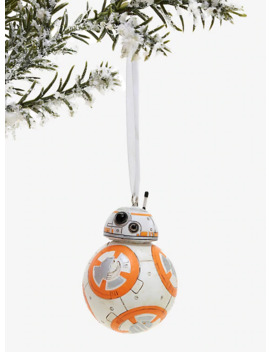 Star Wars Bb 8 Ornament by Hot Topic