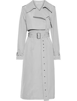 Stanton Shell Trench Coat by Walter Baker