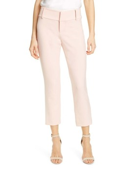 Stacey Slim Ankle Pants by Alice + Olivia