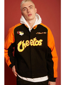 Cheetos Denim Jacket by Forever 21