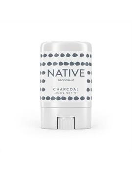 Native Charcoal Mini Deodrant   0.35oz by Native