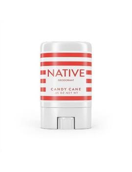 Native Candy Cane Mini Deodorant   0.35oz by Native