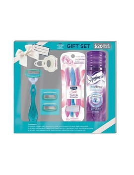 Schick Hydro Silk Sensitive Women's Gift Set   5pc by Schick