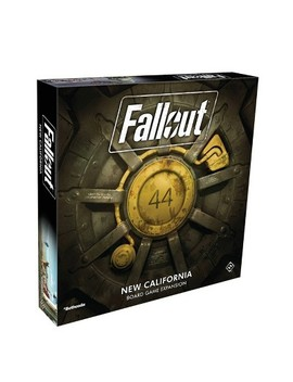 Fantasy Flight Games Fallout: New California Board Game by Fantasy Flight Games