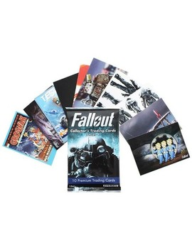 Dynamite Entertainment Fallout Trading Cards Series 1 Foil Pack by Dynamite