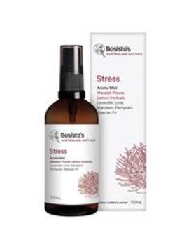 Bosistos Native Stress Aroma Mist 100ml by Medicines