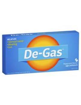 De Gas 48 Capsules by Medicines