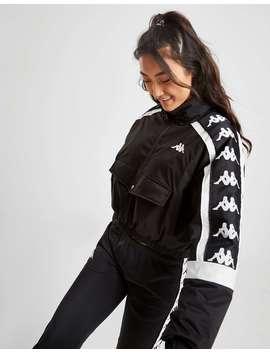 Kappa Banda 10 1/4 Zip Jacket by Jd Sports