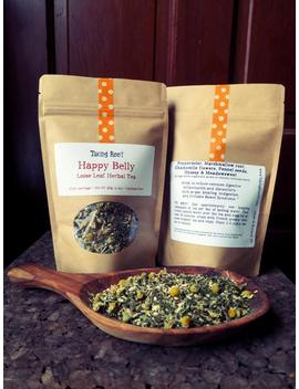 Happy Belly Loose Leaf Tea by Etsy