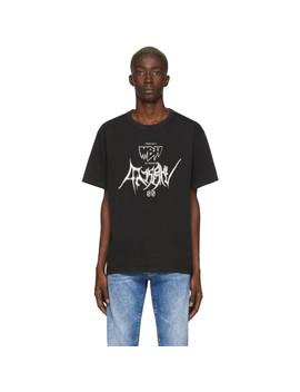 Black Gothic 00 T Shirt by Misbhv