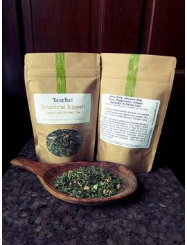 Structural Support Loose Leaf Tea by Etsy