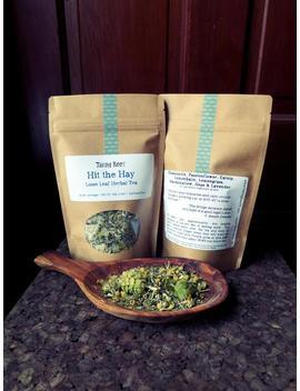Hit The Hay Loose Leaf Tea by Etsy