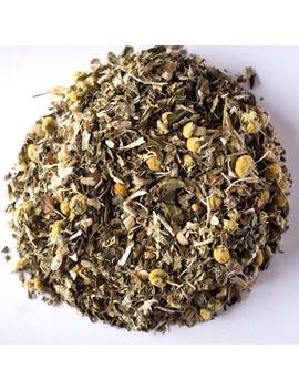 Tummy Tonic Tea (Organic, Loose Leaf Soothing Digestive Herbal Tea Blend) by Etsy