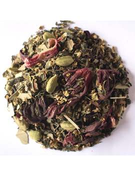 Allergy Re Leaf Tea (Organic Herbal Tea Blend For Prevention And Relief From Seasonal Allergies) by Etsy