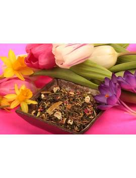Ostara Tea (Organic Herbal Tea With Mulberry And Nettle Leaves, Nutmeg, Rose And Vanilla) Spring Solstice by Etsy