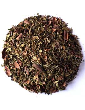After Eight Tea (Organic, Loose Leaf Vanilla Rooibos, With Mint And Chocoate) by Etsy