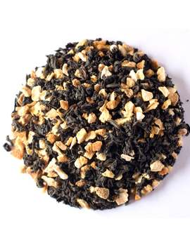 Lady Grey (Bergamot Infused Black Tea With Lemon And Orange Peels) by Etsy