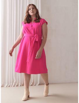Semi Fitted Sleeveless Dress   Rachel Rachel Roy by Penningtons
