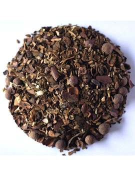 Chai Mocha Mate (Organic Maté Tea Blend With Toasted Root, Cacao And Chai Spices) by Etsy