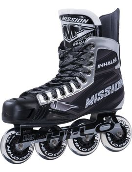 Mission Junior Inhaler Nls6 Roller Hockey Skates by Mission