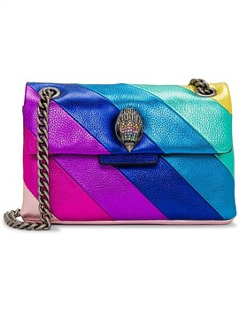 Leather Mini Soho Bag by Kurt Geiger London