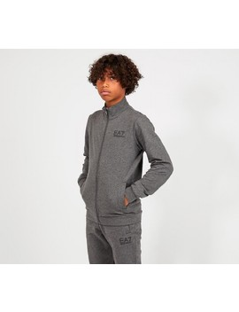 Junior Core Id Tracksuit | Charcoal by Ea7