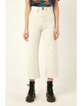 Belle Pant Contrast Stitch by Thrills