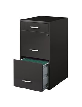 Hogge Office Designs 3 Drawer Vertical Filing Cabinet by Zipcode Design