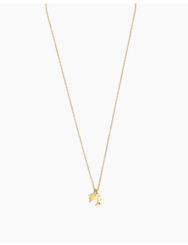 Spaced Out Pendant Necklace by Madewell