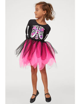 La Catrina Fancy Dress Costume by H&M