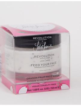 Revolution Skincare X Jake   Jamie Dragon Fruit Face Mask by Revolution