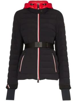 Belted Ski Jacket by Moncler Grenoble