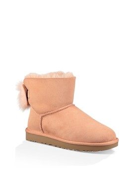Ugg(R) Fluff Bow Boot by Ugg