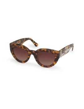 Cateye Logo Sunglasses by Sam Edelman