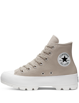 Womens Lugged Chuck Taylor All Star High Top by Converse