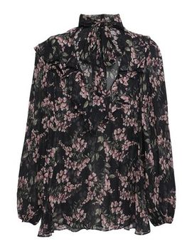 Pussy Bow Floral Print Georgette Blouse by Zimmermann