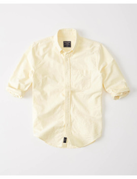 Camicia Oxford by Abercrombie & Fitch