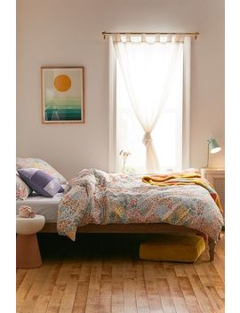 Meadow Floral Duvet Cover Set by Urban Outfitters